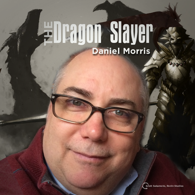 Daniel Morris, Managing Director, Chief Dragon Slayer